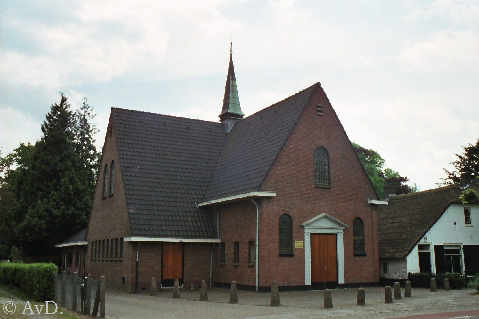 boerderij kerkstraat 3 waspik