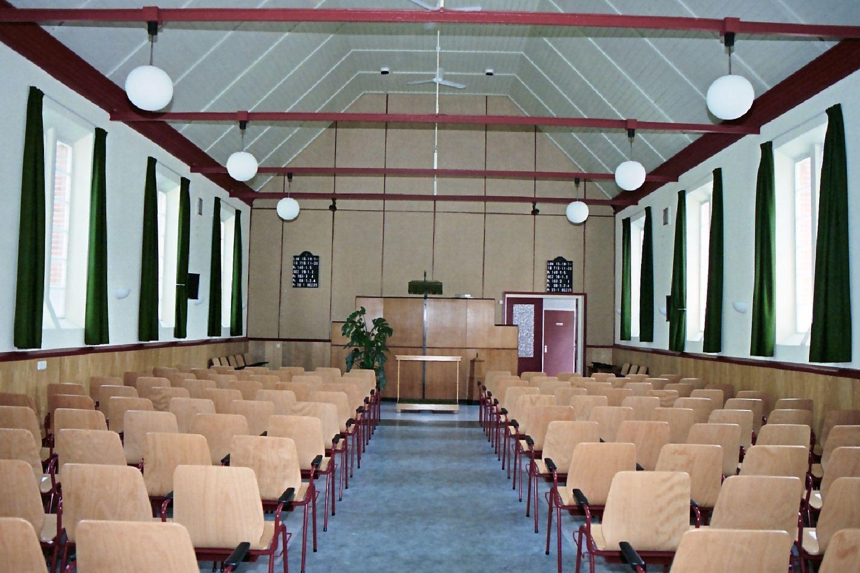 Harkstede, Hamweg 13 - Gereformeerde Kerk Vrijgemaakt ...