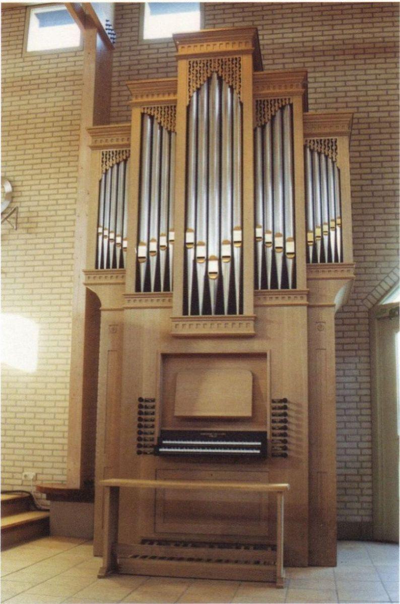 Afbeeldingsresultaat voor meerkerk ichthuskerk orgel