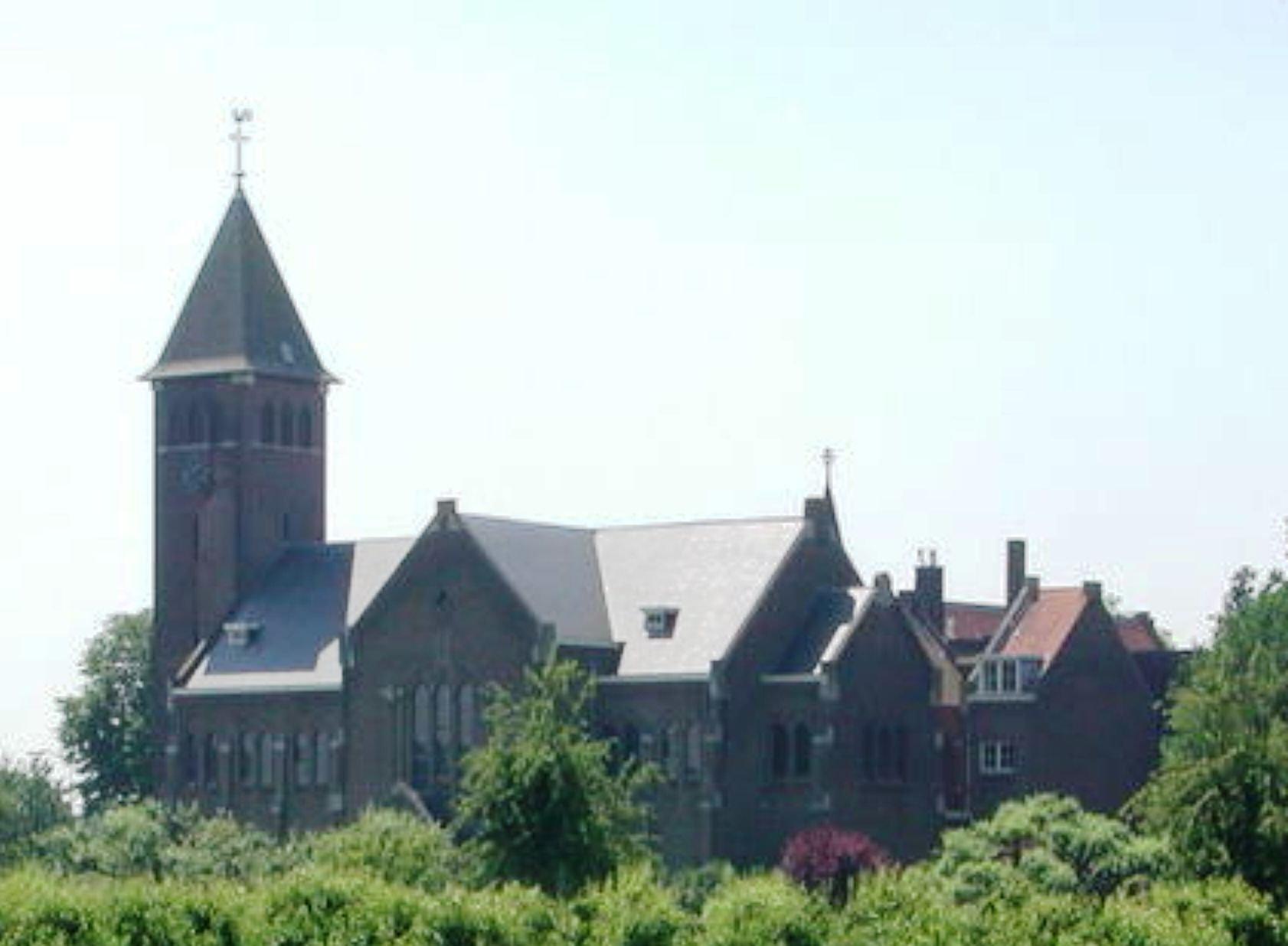 Bestand:Haastrecht Kerk R.K.Klooster St.Gabriel 1922.jpg ...