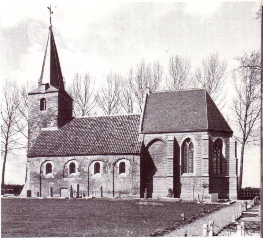 Bestand:Wadenoijen Herv Kerk ca 1970.jpg - Reliwiki